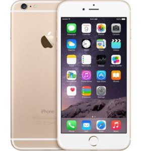 iPhone 6 , gold , 64 gb