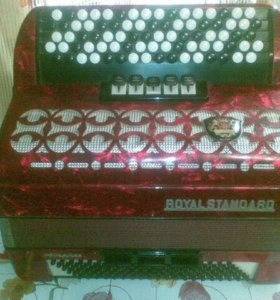 "Баян ""Royal Standart Romance"""