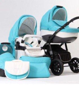 Коляска Car baby concord lux 3в 1