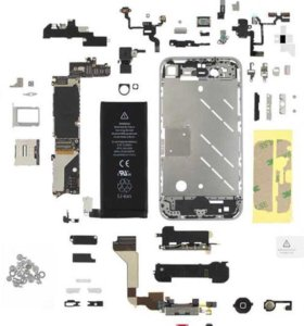 📲Запчасти на iPhone 4/4s📲