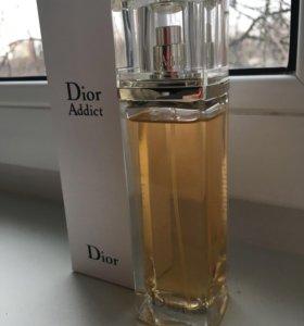 Тестер Dior Addict eau de toilette