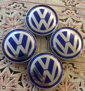 Колпачки для диска ступицы volkswagen vag