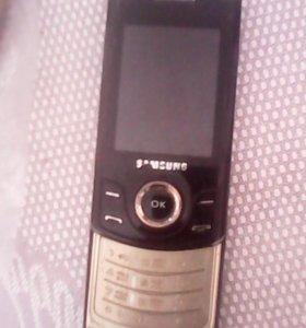 Самсунг слайдер S5200