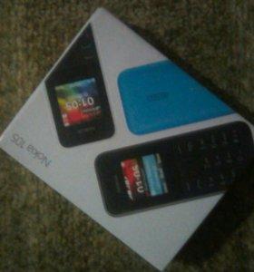 Nokia 105(новый)