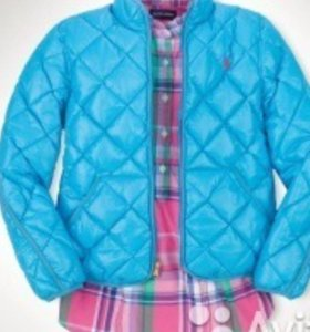 Новая курточка Ralph Lauren (оригинал) XL(16)