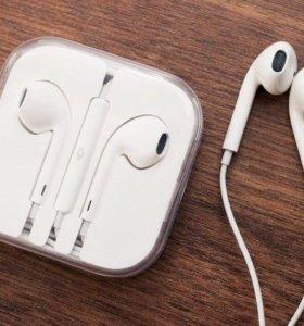 Наушники/Apple/EarPods Новые