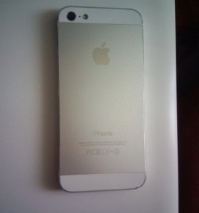 iPhone 5 lte 16gb