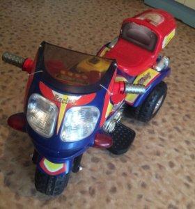 Электро-мотоцикл