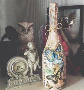 Праздничные бутылки