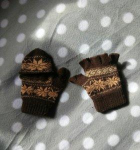 Перчатки/варежки