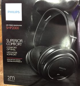 Наушники Philips SHP2000