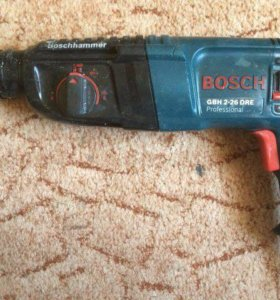 Перфоратор Bosch GBH 2-26DRЕ.