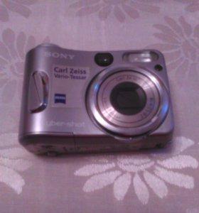 Фотоаппарат Sony.