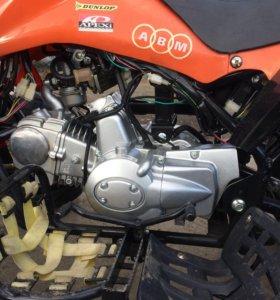 Квадроцикл скарпион 125