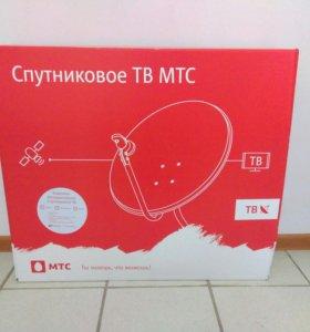 МТС спутниковое ТВ