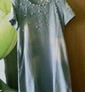 Платье джинсовое. Новое