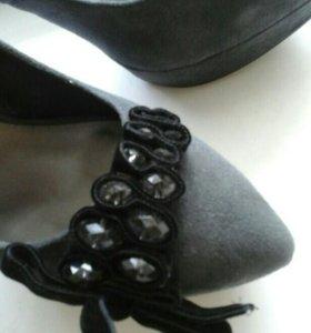 Новые туфли 37-р-р