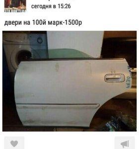 Дверь на 100й марк ll