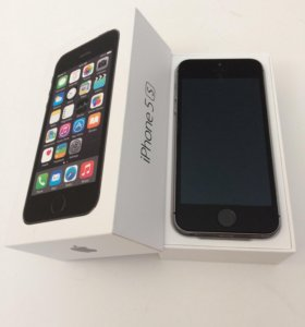 iPhone 5s space grey 32 GB