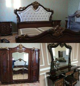 Спальня Джаконда. Шелкография.