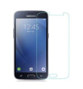 Samsung j2 защитное стекло