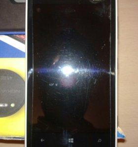 Продам телефон Nokia lumia 1020 б/у