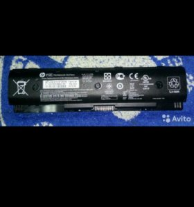 Аккумулятор на ноутбук HP