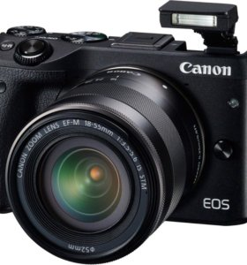 Canon M3 kit