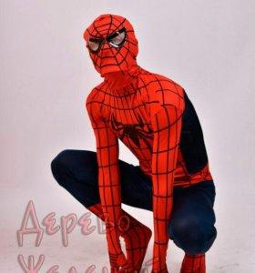 Аниматор Человек - Паук на детский праздник