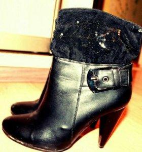 Женские ботинки 36-37