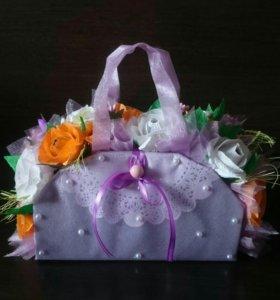Сладкая сумочка