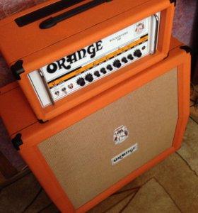 Orange Rockerverb 100 и ppc412