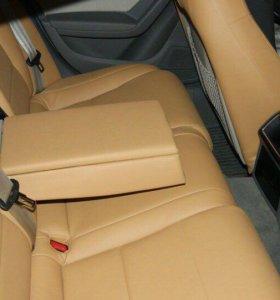 Чехлы Audi A4 b8 ЭкоКожа
