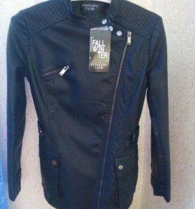 Куртка-косуха, новая!