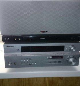 Продам многоканальный ресивер Pioneer