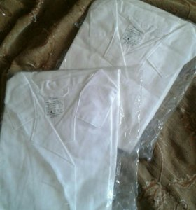 Халаты белые