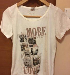 Женская футболка Deha