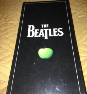 Набор CD THE BEATLES