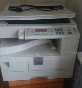 Ксерокс, сканер, принтер