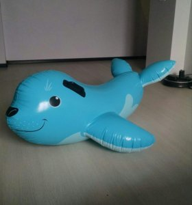 Дельфин надувной Intex