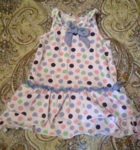 Платье 80 размер
