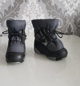 Ботинки детские зимние Demar
