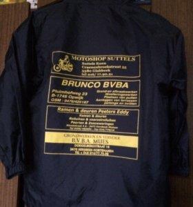 Куртка дождевик новая