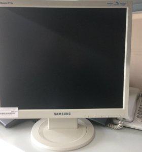 Жк монитор Samsung 17 дюймов