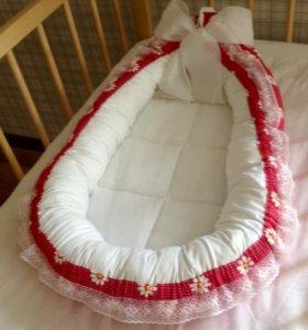 Новый Кокон-гнездышко для новорожденной