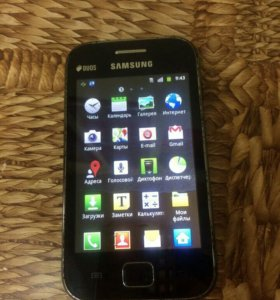Samsung Galaxy Ace Duos GT-S6802