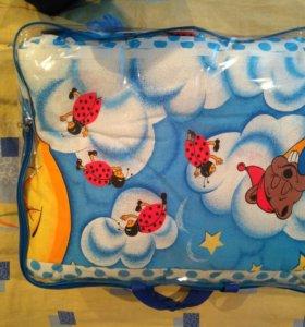 Комплект постельного белья детский 5 предметов
