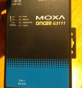 Moxa oncell g3111