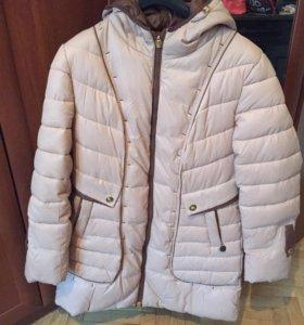 Куртка /пуховик / тёплая