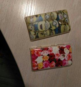 Чехлы(панели)для телефона Nokia lumia 520